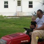 loving my tractor