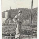 Jim inKroea 1959