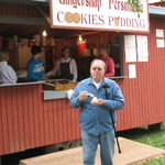 A yearly tradition, the Covered Bridge Festival