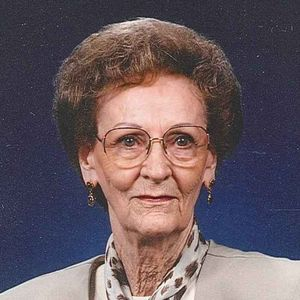 Mrs. Mildred Edith Leath