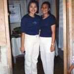 Me and Reina during our College Days..