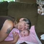 grandma carla with natalee