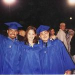 Graduation one of our many accomplishments. Joey was alway a light in the room. Look at that smile. You will be so missed by all who love you. 