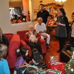 Jan. 1, 2011, Christmas with Lincoln Young, Olivia Lawson, Gloria Knopp, George Knopp, Daniel Knopp, Lindsey Knopp, Lisa Laidley.