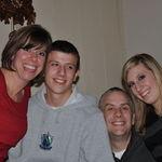 January 1, 2012 at Rich Knopp's.