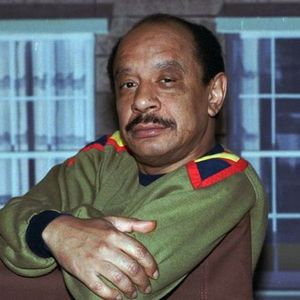 An August 11,1986 photo of Sherman Hemsley. 