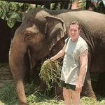 Jimmy in one of his favorite places - Thailand.