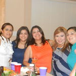 Crystal, Sylvia, Christy, Erika & Vern, June 8, 2012