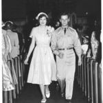 Georgia and Fred&#39;s Wedding:  June 2, 1951.