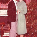 LIZ AND RICKY COMEAUX AT MORGAN CITY HIGH SCHOOL FUNCTION 1978