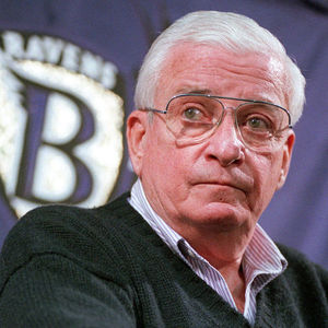 Baltimore Ravens owner Art Modell (courtesy photo)