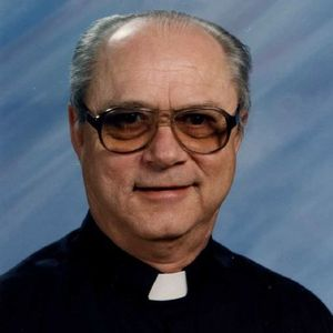 Rev. David H. Verhalen, C.S.C.