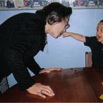 Mom and Emilio