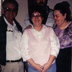 Mom, Dad, Steve Stout (brother), Verna Stout (mother)