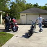 Paul and Ryan both shared a love for motorcycles and riding