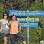 Mindy & Su in Costa Rica