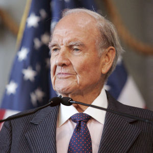 Sen. George McGovern Obituary Photo