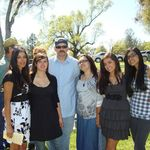 TUDY AN HIS DAUGHTER'S VERONICA,  ERICA, BIANCA, ATHENA  & WIFE ALEX