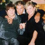 PHYLLIS, TERRY & SANDY