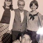 Niece Cathy, Father Edwin, Niece Paulette, & Nephew Tom