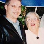 Chris & Grandma Jean