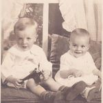 Norman age 2 & Bud age 1