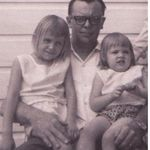 Norm with Debbie & Tammy 1966