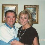 Norm & Debbie his retirement party