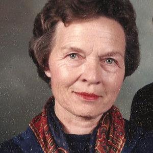Mrs. Doris Hughes Bryan