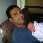 Camren and Daddy
