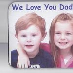 Fathers Day Gift Mouse Pad for Geo Jr from Kids