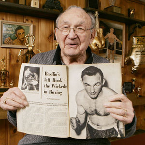 Carmen Basilio Obituary Photo