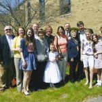 Lindsey's First Communion 4.13.12