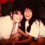 Sisters Yvette & Gina