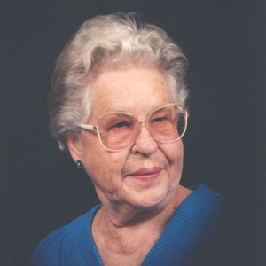 Mrs. Barbara Browning Baughan