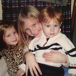 Papa's grandchildren - Lindsey, Haley, and Georgie