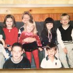 Papa's grandchildren 2002