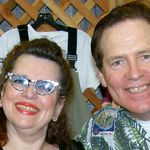 Carrol Whisnant Moore and Mark Moore