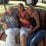Grandma, Krystal, Kelly