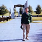 At Fort Benning, GA Ranger Memorial