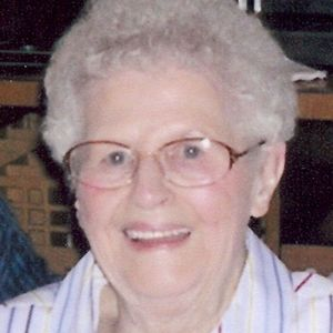 Mrs.  Hazel E. (Purdy) Green Obituary Photo