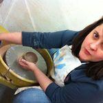 My ceramics partner :)