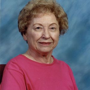 Mrs. Mary Ann Cech
