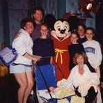 Fun at Disneyland with the Nicols