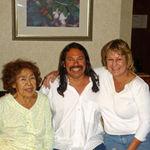 mom , eddie and kelly