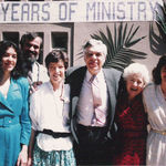 Celebrating 40 Years in the Ministry at UMC in Palo ALto