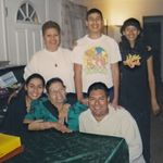 Paty,Mami,Arturito,Estela,Ricky &amp; Christina