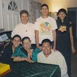 Paty,Mami,Arturito,Estela,Ricky & Christina