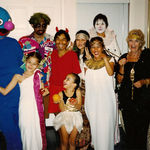 Halloween with Grandma! Kona