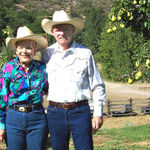 Cowboy Russ and Cowgirl Dee